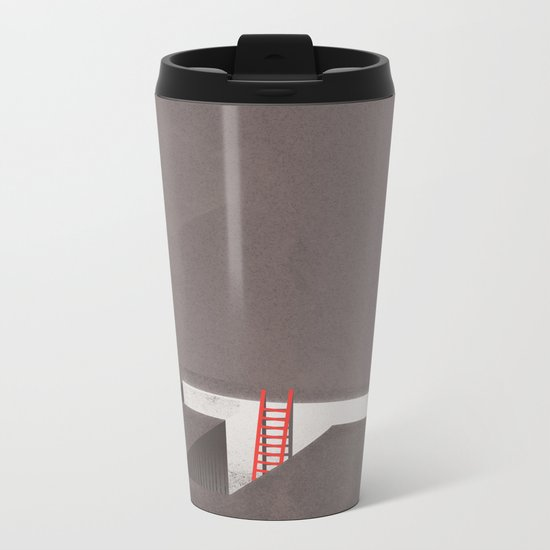 T. Metal Travel Mug