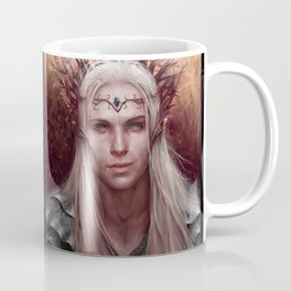 Thranduil Portrait Coffee Mug