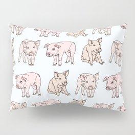 pigs Pillow Sham