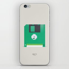 Pixelated Technology - Diskette iPhone Skin