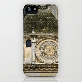 Cathédrale de Chartres iPhone Case
