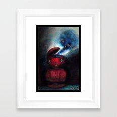 Inner Mysteries Framed Art Print