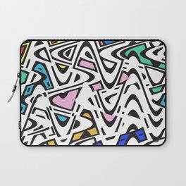 Trippy Pop Urban Laptop Sleeve