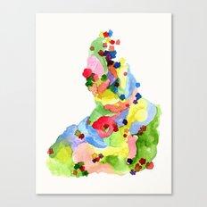 Jester #1 Canvas Print