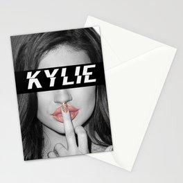 Kylie monochrome Stationery Cards