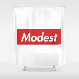 Modest (Supreme) Shower Curtain
