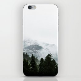 The Way Through The Woods iPhone Skin