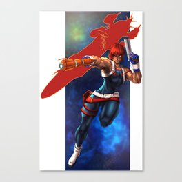 Gene Starwind of the Outlaw Star Canvas Print