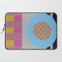 Mix n Match with Circle Laptop Sleeve
