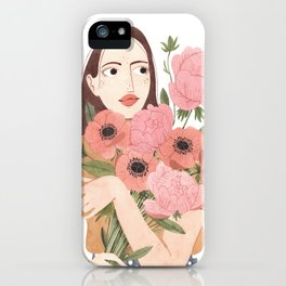 Leonora iPhone Case