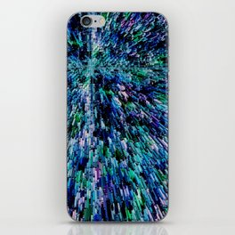 Black Ice (for other colors, see Starburst and Metropolis) iPhone Skin