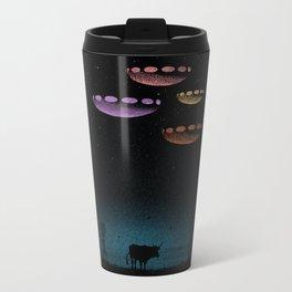 Mysteries of the Night Sky Travel Mug