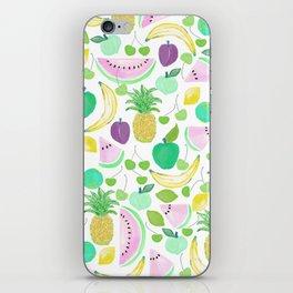 Fruit Punch Retro 2 iPhone Skin