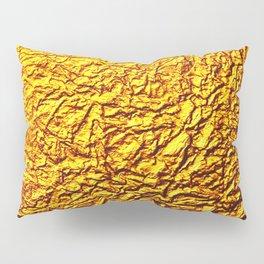 Golden leaf opulence Pillow Sham