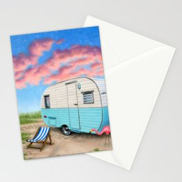 The Happy Camper Stationery Cards