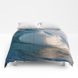 Wedge Waves 2012 Comforters