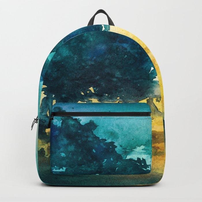 Sky No 3 Backpack