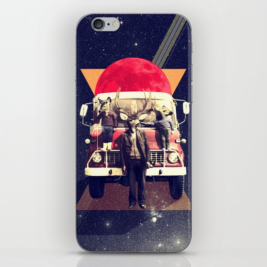 El Camion iPhone Skin