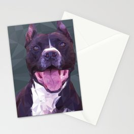 Boss Dog Stationery Cards