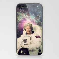 Queen Elizabeth II iPhone & iPod Skin