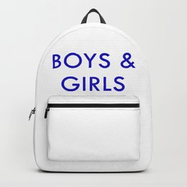 Boys & Girls Backpack