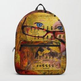 ARTIST IN TRAINING Backpack