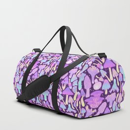 Spooky Mushroom Hunt Duffle Bag
