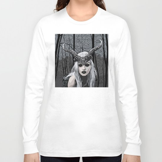 Wild witch Long Sleeve T-shirt