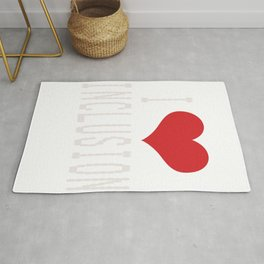 Great for all occassions Inclusion Tee I LOVE INCLUSION Rug