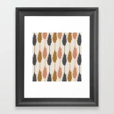 Still Phragmites  Framed Art Print