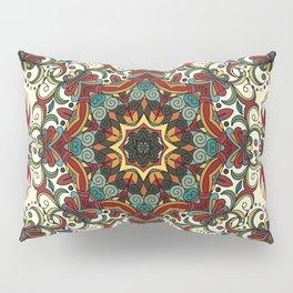 Boho Mandela Pattern 29 Pillow Sham