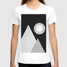 Mountain night  T-shirt