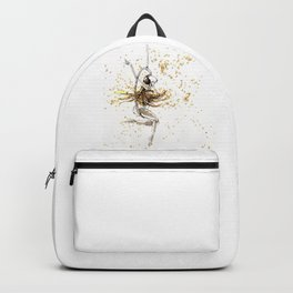 Waking up to a dream Backpack