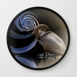 quite different Wall Clock