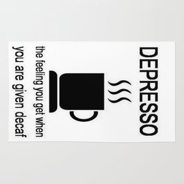 Depresso Rug