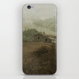Farm on the Hill iPhone Skin