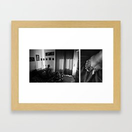 Intimitudini #02 Framed Art Print