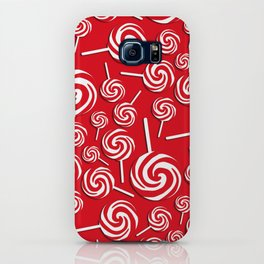 Candy Swirls-Large iPhone Case