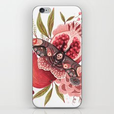 Moth Wings II iPhone & iPod Skin