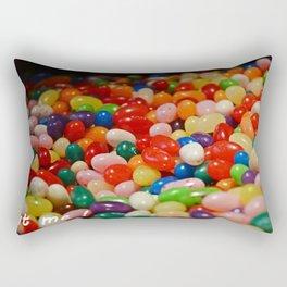 Colorful Candies Rectangular Pillow