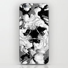 Kaleidoscope Sky iPhone & iPod Skin