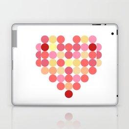 Circles of Love Laptop & iPad Skin