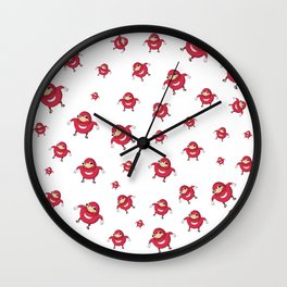 Ugandan Knuckles Army Wall Clock