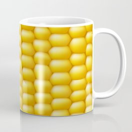 Corn Cob Background Coffee Mug