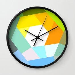 KOLOR crazy Wall Clock