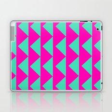 Neon Pink & Aqua Laptop & iPad Skin