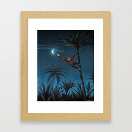 Aim High Painting Framed Art Print