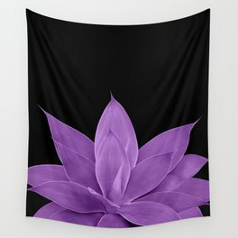 Purple Agave #1 #tropical #decor #art #society6 Wall Tapestry