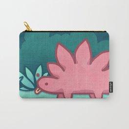 Stegosaurus Blep Carry-All Pouch