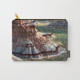 Painted Deserts of Arizona Carry-All Pouch